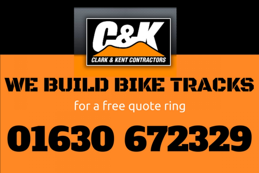 CKC Build Bike Tracks