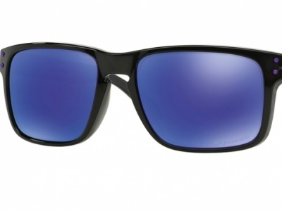 blue oakley holbrook rtz0  拢9570Oakley Holbrook Black Ink Polarised VioletOakley, Holbrook,  Square, Black, Blue, Iridium